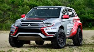 asx mitsubishi modified 2016 mitsubishi outlander phev baja race car review top speed