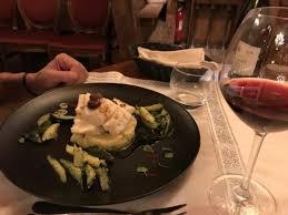 cuisine du bar filet du bar picture of restaurant l impossible chamonix