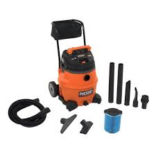 step 2 home depot deluxe workshop black friday ridgid 16 gal 6 5 peak hp wet dry vac wd1851 the home depot