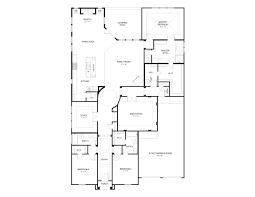 5031 plan floor plan at auburn hills willowcreek in mckinney tx