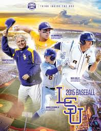 national loon 1964 yearbook 2015 lsu baseball official yearbook by lsu athletics issuu