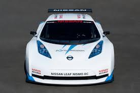 nissan leaf nismo rc imagini nissan leaf nismo rc concept de maşină electrică de curse