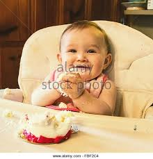 messy baby stock photos u0026 messy baby stock images alamy
