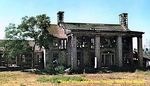 gone with the wind sets tara and twelve oaks mansion margaret