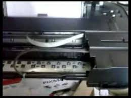 cara reset printer canon ip2770 lu kedap kedip bergantian canon ip 2770 blinking 4 times youtube