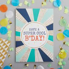 original have a cool birthday foiled greetings card jpg