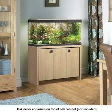 Fluval 125 Cabinet Fluval Roma 240 Aquarium Oak Decor On Sale Free Uk Delivery