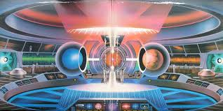 electric light orchestra out of the blue 70s sci fi art electric light orchestra out of the blue