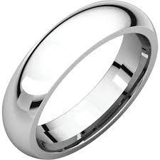 comfort fit wedding bands 14k gold 5 mm comfort fit wedding band