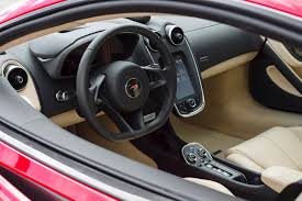 mclaren supercar interior 2016 mclaren 570s review