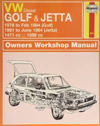 vw golf u0026 jetta diesel owner u0027s workshop manual haynes service and