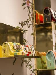 christian louboutin u0027s first pop up bag store comes to paris