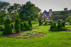 Columbus Topiary Garden - topiary stock photos sign up for free