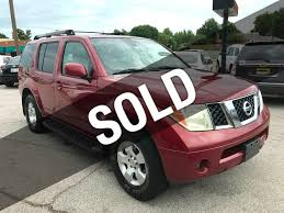 used nissan pathfinder 2006 used nissan pathfinder se 2wd at best choice motors serving