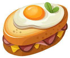 sandwich with egg png clipart vector picture gallery