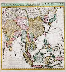 Map Of East Asia by Antiquemaps Fair Map View Rare Old Antique Map Of South East
