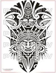best 25 aztec tribal tattoos ideas on pinterest arm tattoos