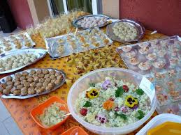 cuisine cr駮le facile soirée antillaise et mexicaine apéritif dinatoire la table de