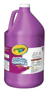 tempera paint in all colors crayola little masters pints and