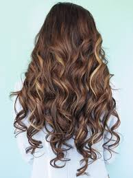18 inch extensions inch wave clip in hair extensions 4 medium brown with