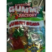 gummy factory original gummi factory sour gummi worms calories nutrition