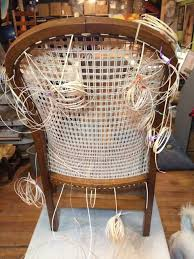 silver river center for chair caning curved back advanced lace cane