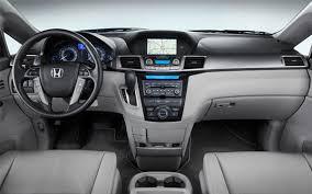 Honda Odyssey Interior 2012 Honda Odyssey A Review