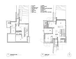shaughnessy floor plan gallery of cloister house laneway measured architecture 16