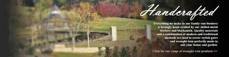 wrought iron heritage country gates u0026 metal art farmweld