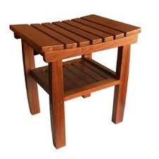 Redwood Shower Bench Shop Shower Seats At Lowes Com