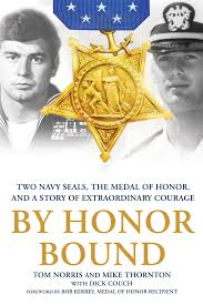 amazon com by honor bound two navy seals the medal of honor