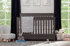 Cribs That Convert To Beds by Piedmont 4 In 1 Convertible Crib With Toddler Bed Conversion Kit