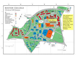 Northeastern Campus Map Boston College Map Images Reverse Search
