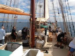 Robert Baden Powell überwintern Auf Mallorca Cala Ratjada Segeltörn Auf Der Sir