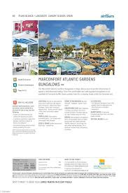 thomas cook all inclusive leaflet thomas cook