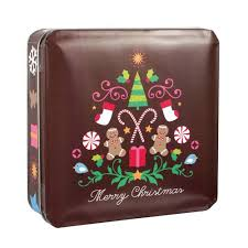 christmas tins inexpensive cookie tins cheap byrd cookie company merry