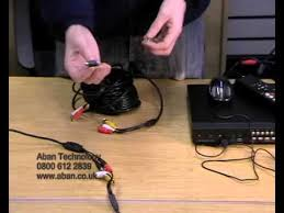 aban technology how to extend your cctv camera system cables