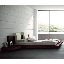 Modus Yosemite Bedroom Set Win Floating Platform Bed Japanese Platform Bed Low Platform Bed