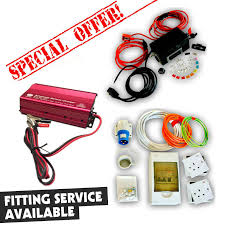 split charging bundle offer 1 vw t4 t5 xtreme van for all your