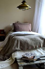 linen bedding on etsy linen tales in bed
