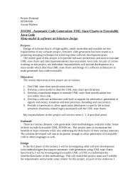 Letter To Intent Sample by Project Proposal Template How To Write A Project Proposal