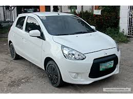 for sale mitsubishi mirage hatchback manual 2013 model