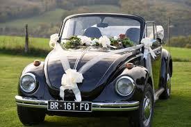 kit deco voiture mariage kit décoration voiture mariage ivoire x1 ref 5140