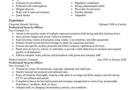 Sample Of Career Objectives In Resume by Resume Objective Examples Law Enforcement