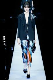 giorgio armani fall 2008 ready to wear collection vogue