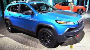 trailhawk jeep 2017 jeep cherokee trailhawk exterior and interior walkaround