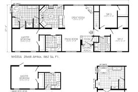 open ranch style floor plans ranch style house plans with open floor plan ranch house small