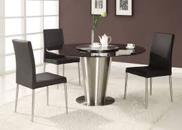 round high top table and chairs simple design modern round dining tables wonderful table set trendy