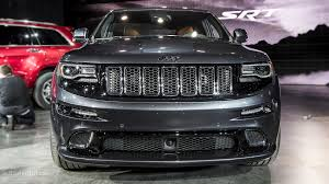 jeep grand cherokee front grill 2013 naias jeep grand cherokee srt8 live photos autoevolution