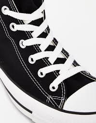 Comfortable Converse Shoes Converse All Star High Top Black